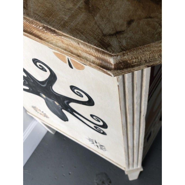 Pair of Villa Kerylos Chests For Sale In West Palm - Image 6 of 10