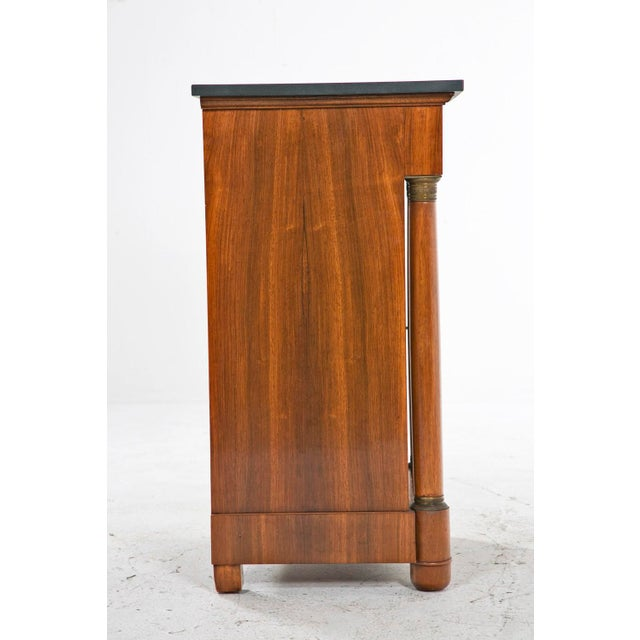 French Early 20th Century French Empire Style Cabinet For Sale - Image 3 of 7