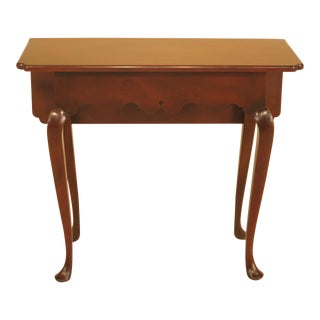 Kittinger Drop Leaf Williamsburg Occasional Table