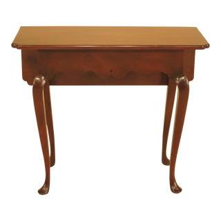 Kittinger Drop Leaf Williamsburg Occasional Table