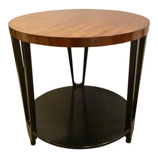 Modern Henredon A. Paris Eleanor's End Table For Sale