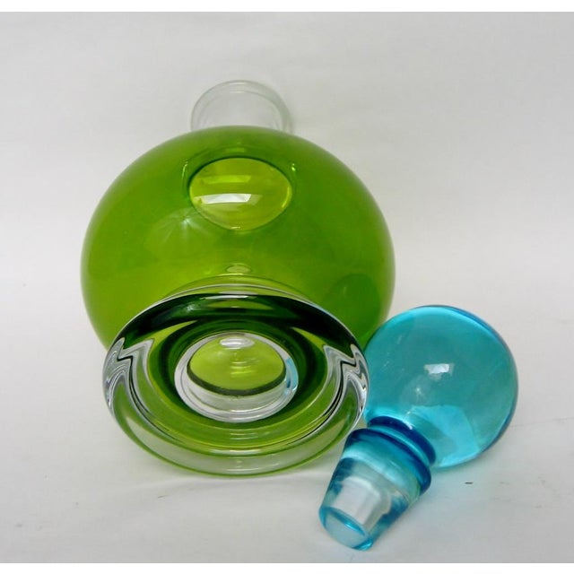 Glass Decanter - Image 4 of 4