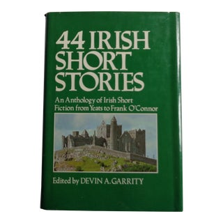 Vintage '44 Irish Short Stories' Hardcover Book For Sale