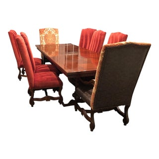 Traditional Ralph Lauren Dining Table/Chairs For Sale