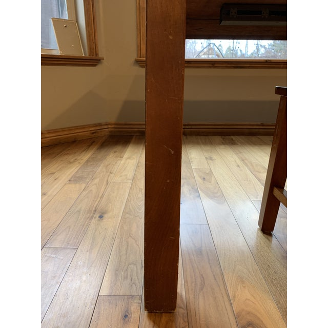 Traditional Stickley Glasgow Extendable Dining Table Chairish