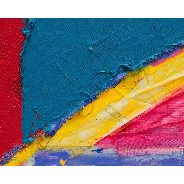 """Abstract Anthony Frost """"Dakota"""", Painting For Sale - Image 3 of 11"""