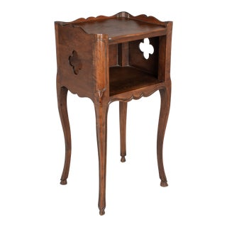 French Country Louis XV Style Side Table For Sale