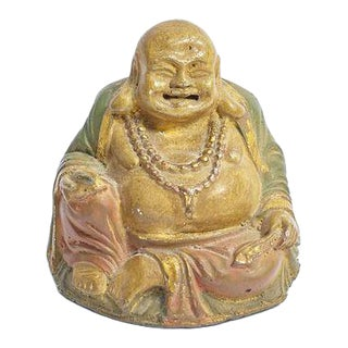 Laughing Buddha Figure For Sale