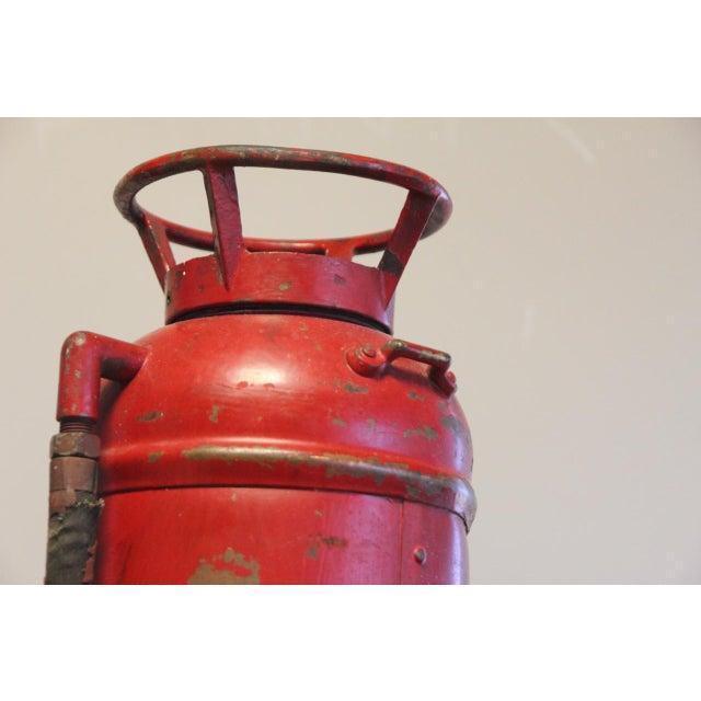 Vintage Fire Extinguisher - Image 6 of 9