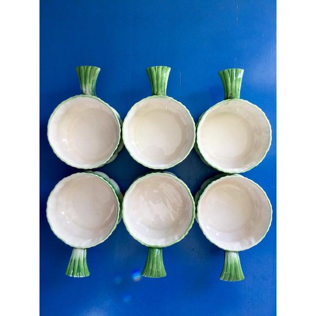 Vintage Georges Briard l'Oignon Soup Bowls- Set of 6 For Sale - Image 9 of 12