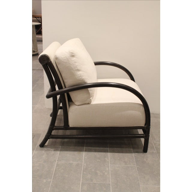 McGuire Orlando Diaz-Azcuy Toscana™ Lounge Chair - Image 3 of 5