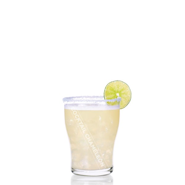 Minimalism 'Classic Margarita' Limited-Edition Cocktail Portrait Photograph For Sale - Image 3 of 10
