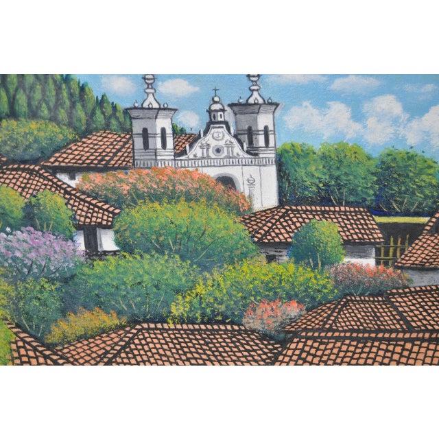 José Antonio Velasquez-circa 1959 Honduran Artist ... |Jose Antonio Velasquez Paintings