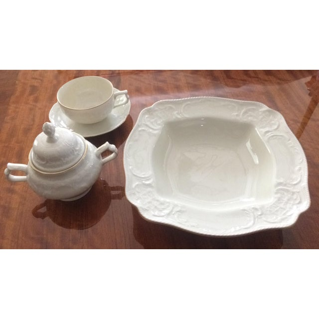 Rosenthal Fine China Dinnerware For Sale - Image 5 of 8