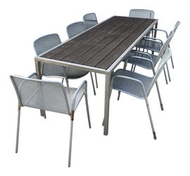 Image of Contemporary Outdoor Tables