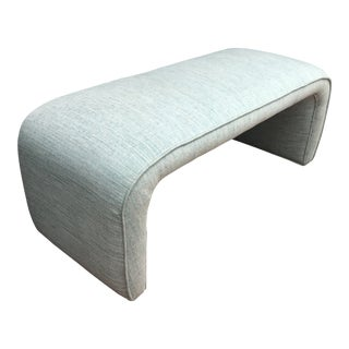 Aqua Waterfall Bench For Sale