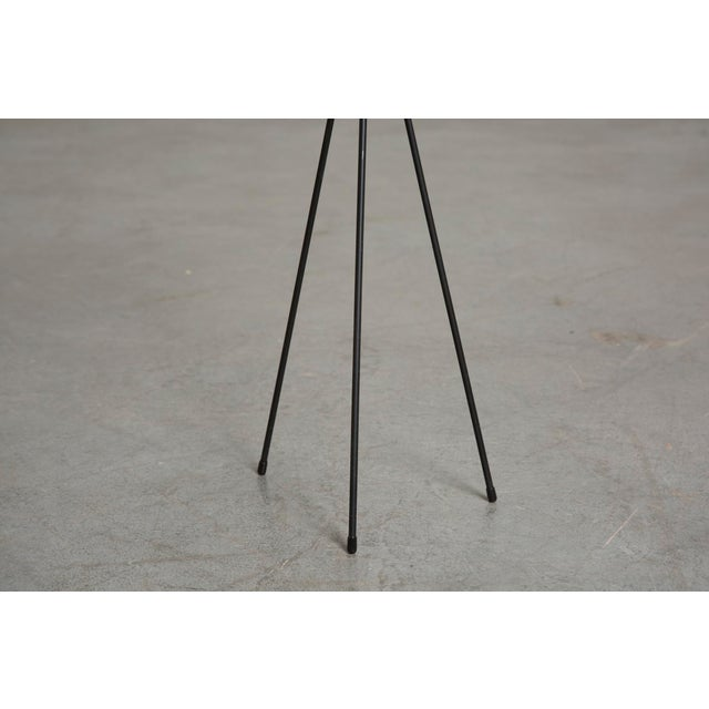 Retro Style Wire Plant Stand For Sale In Los Angeles - Image 6 of 6