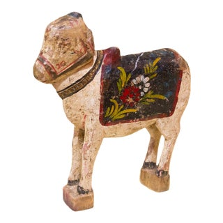 Neel Nandi Statuette For Sale