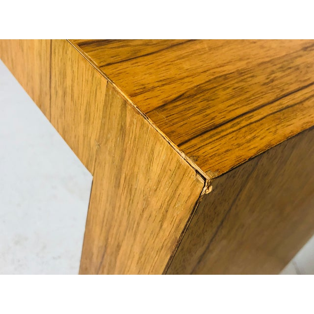 Mid-Century Modern Vintage Console Table by Milo Baughman for Tc For Sale - Image 3 of 10