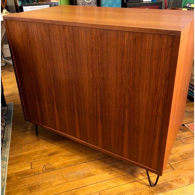 Danish Modern Teak Cabinet/Credenza 1960's For Sale In Boston - Image 6 of 7