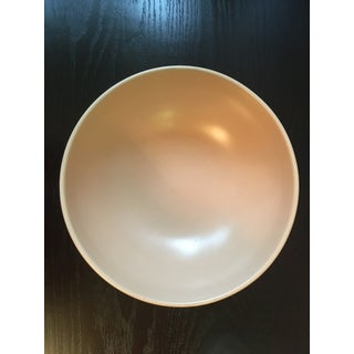 Vintage Nude Ceramic Bowl Preview
