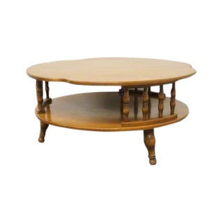 Vintage Amp Used Ethan Allen Coffee Tables Chairish