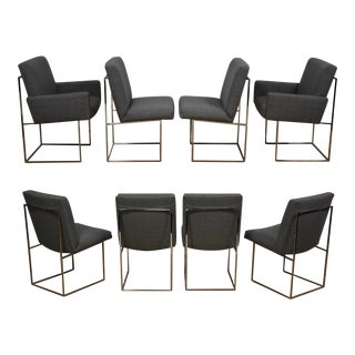 Milo Baughman for Thayer Coggin Chairs - Set of 8