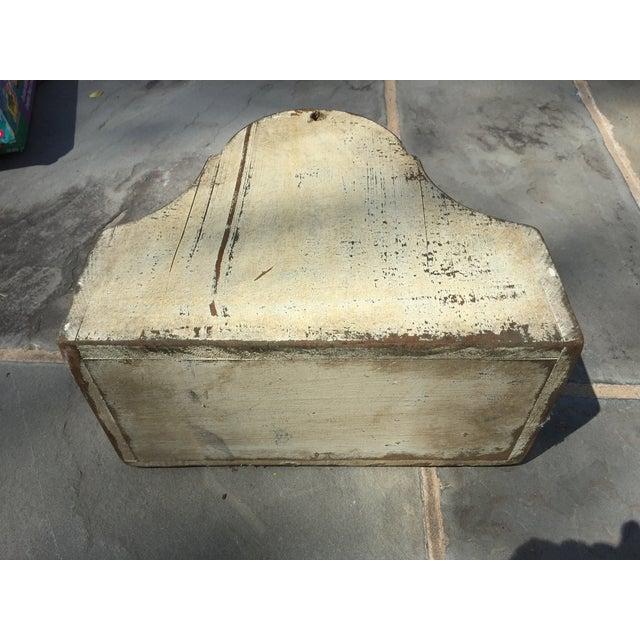 Antique Primitive Candle Box - Image 6 of 6