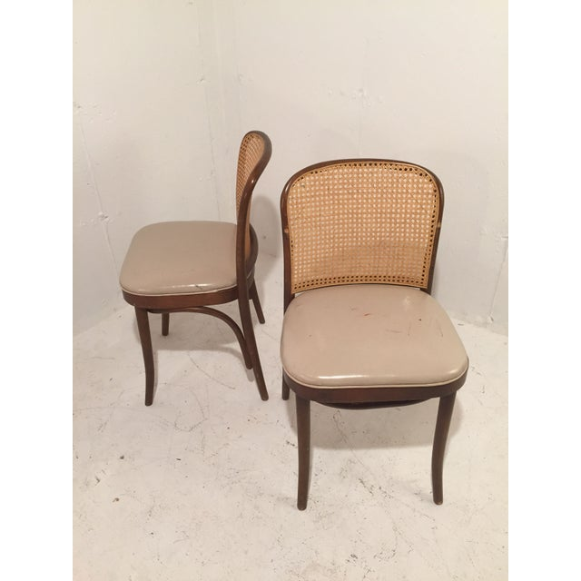 Josef Hoffmann for Thonet Chairs - A Pair - Image 4 of 4