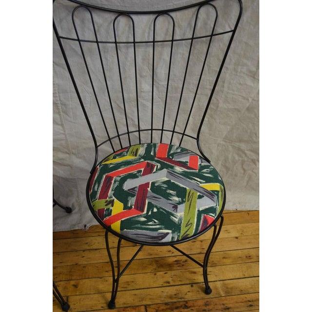 Salterini Vintage Patio Chairs - Set of 3 - Image 3 of 8