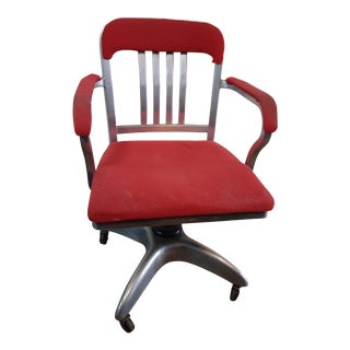 Red Good Form Chair For Sale