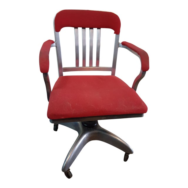 Red Good Form Chair - Image 1 of 5