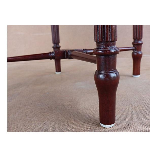 Neoclassical Swivel Vanity Chair - Image 7 of 8