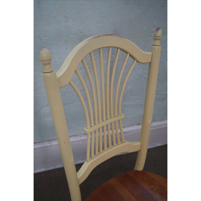 Zimmerman American Heirloom Windsor Chairs - 4 For Sale In Philadelphia - Image 6 of 10