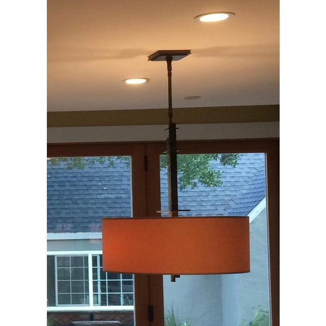 Hubbardton Forge Large Pendant Chandelier - Image 2 of 6
