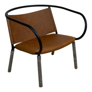 Modern Afteroom Lounge Chair For Sale