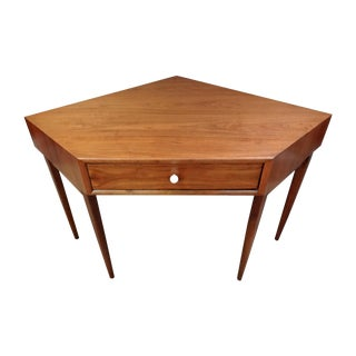 Drexel Declaration Mid Century Corner Desk For Sale