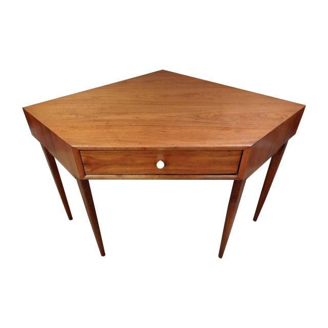 Drexel Declaration Mid Century Corner Desk For Sale