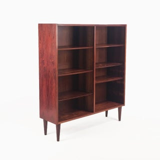 Vintage Rosewood Bookcase Preview