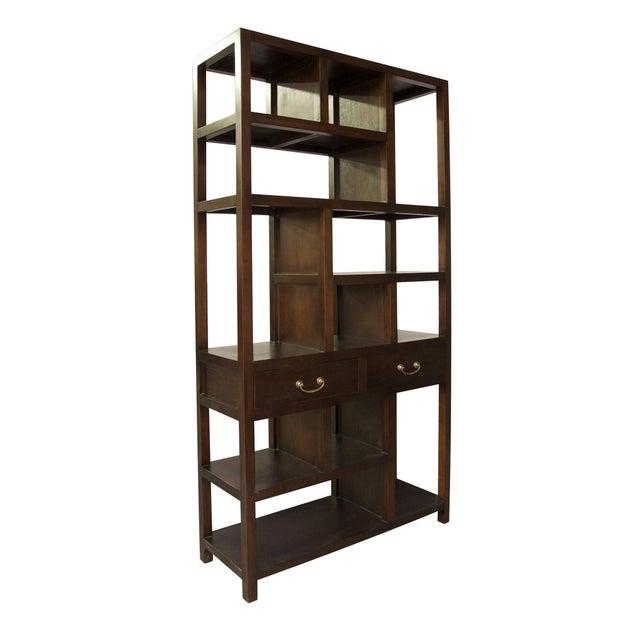 Large Mahogany Bookshelf - Image 2 of 2