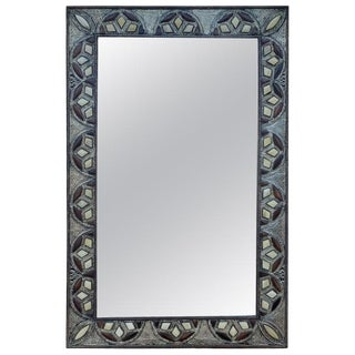 Marrakech Rectangular Inlay Mirror For Sale