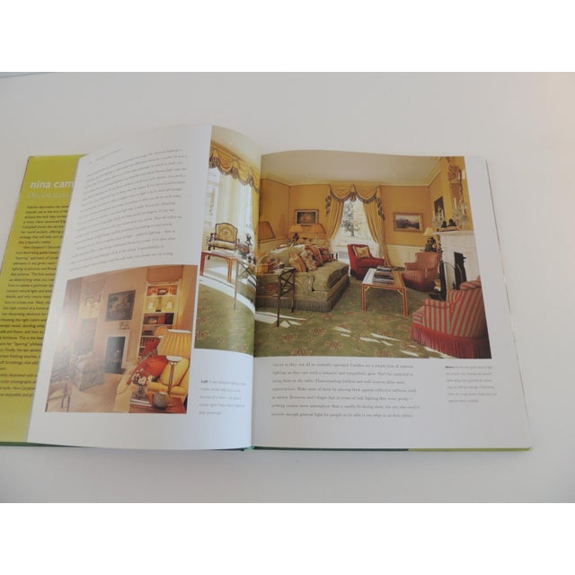Mid-Century Modern Nina Campbell Decorating Secrets Book For Sale - Image 3 of 6