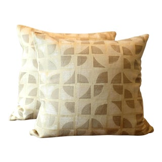Donghia Linen Pillow Covers - a pair
