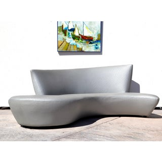 Vladimir Kagan, Bilbao Sofa Preview