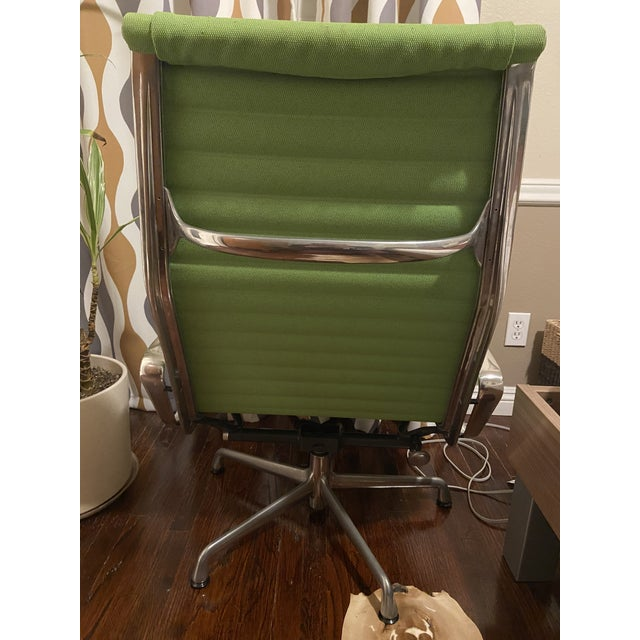 Eames Aluminum Chair For Sale - Image 12 of 13