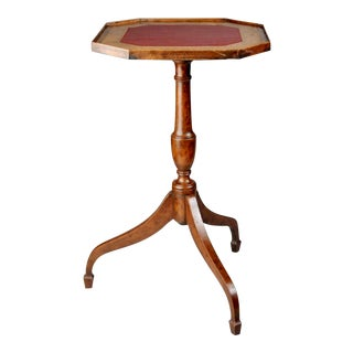 Handsome Federal Tilt Top Table For Sale
