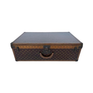 1920s Vintage Louis Vuitton Luggage Trunk For Sale