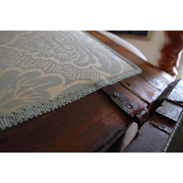 18th Century French Louis XIV Trunk For Sale - Image 9 of 12