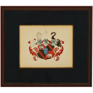 """""""Armorial Coat-of-Arms"""" For Sale"""