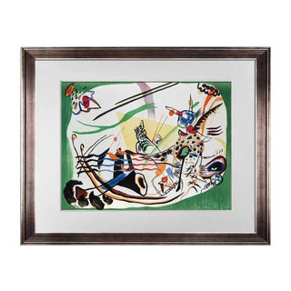 Wassily Kandinsky Signed Limited Edition Lithograph For Sale